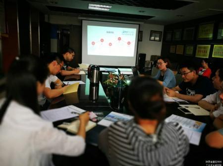 我院举办《中国知网》系列数据库使用培训会
